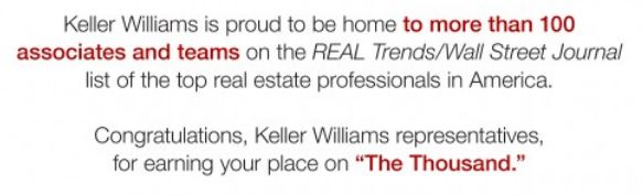 Zionsville Indiana Keller Williams Training Creates Top Teams