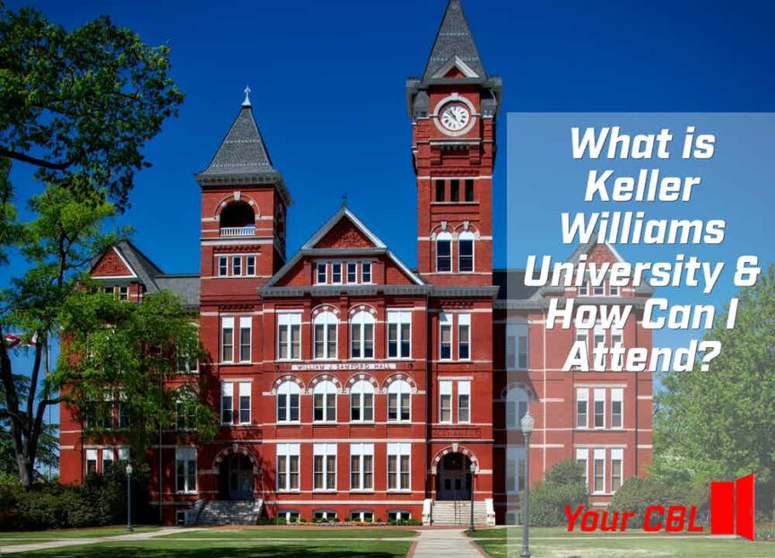 What is Keller Williams University & How Can I Attend